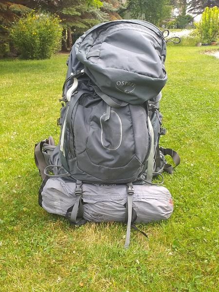 Osprey xenith 88, 75 und 105