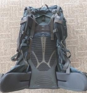 Osprey xenith aether vergleich tragesystem
