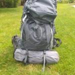 Schwerlast rucksack trekking
