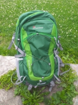 mountaintop adventure daypack wanderrucksack