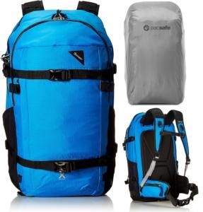 diebstahlsicherer Rucksack für das handgepäck