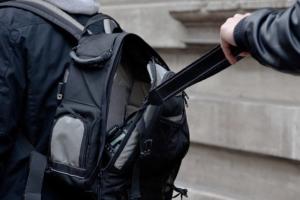 Anti Diebstahl Rucksack handgepäck