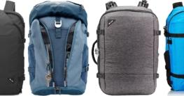 antidiebstahl rucksack für handgepäck